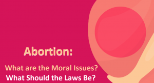 CPL Event: America's thoughts about Abortion